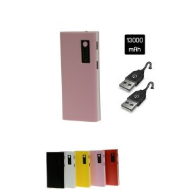 Power Bank Space 13000mAh D566P pink