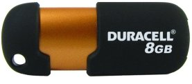 Pendrive Duracell 8GB Capless